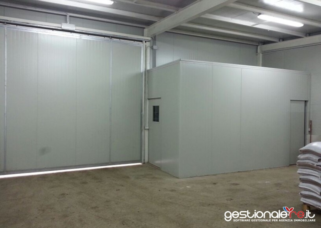 For Rent Laboratories  Ceprano - Commercial shed near the motorway exit Locality